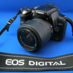 デジタルカメラ:Canon Eos Kiss Digital