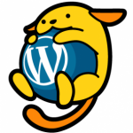 WordPress日本公式キャラクター「わぷー」