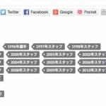 コンサデコンサの投稿記事とコンサペディアのタグ機能の整備(完了)