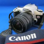 35mmフィルムカメラ:Canon New Eos Kiss