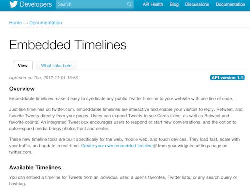 twitter-developpers-timeline