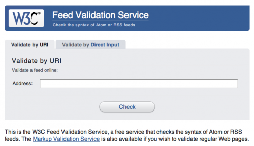 w3c-feed-validation